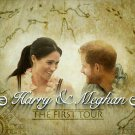 Harry & Meghan: The First Tour Documentary DVD