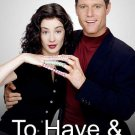 Jason Beghe and Moira Kelly To Have & to Hold 1998 Complete DVD Region 1