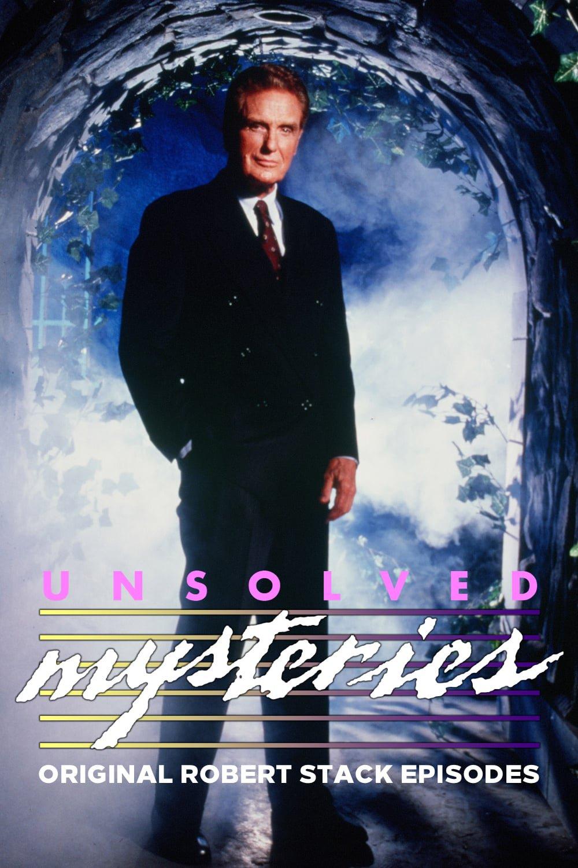 Unsolved Mysteries Original Robert Stack Complete TV Series DivX DATA DVD Seasons 1-12
