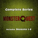 MonsterQuest Complete TV Series DVD Region 1 Seasons 1 2 3 4
