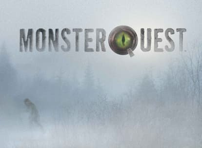 MonsterQuest Season 4 TV Series Made on Demand DVD Region 1