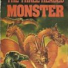 Ghidorah the Three Headed Monster DVD English Dubbed Movie
