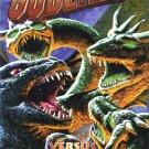 Godzilla vs. Monster Zero DVD English Dubbed Movie