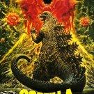 Godzilla vs. Biollante DVD English Dubbed Movie