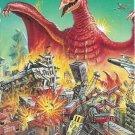 Rodan DVD English Dubbed Movie Godzilla