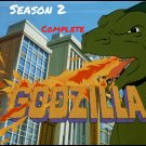 Original 1978 GODZILLA TV Series Season 2 Made on Demand DVD Reg1