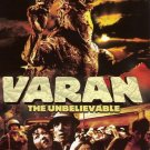 Varan the Unbelievable Monster Made on Demand DVD Reg1