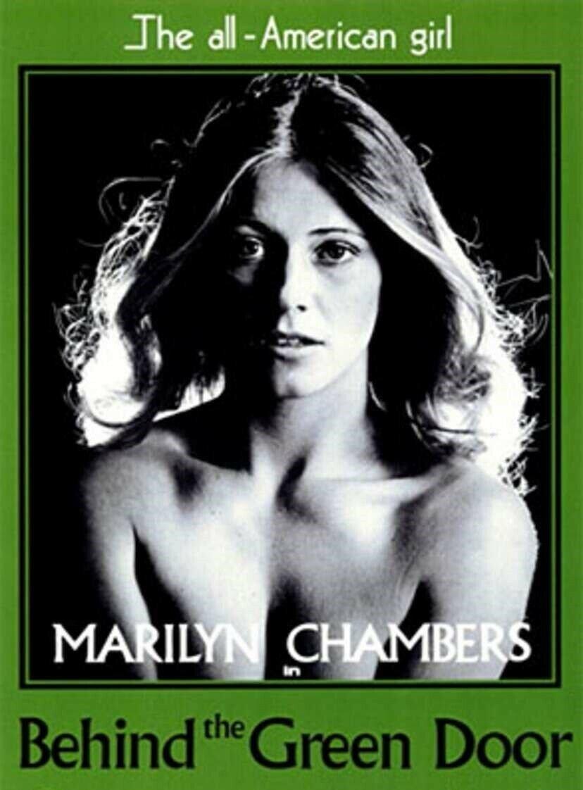 Behind the Green Door 1972 DVD MARILYN CHAMBERS Movie