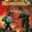 Godzilla vs Mechagodzilla Monster English Dubbed DVD Region 1