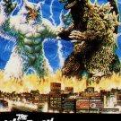 The WOLFMAN VS GODZILLA Monster DVD Region 1 Rare