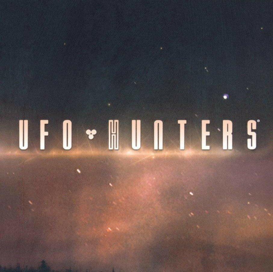 UFO Hunters Season 3 Complete TV Series Made on Demand DVD Region 1