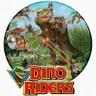 Dino-Riders Complete Series [DVD] Manufactured On Demand SHIPS FAST!