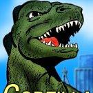 Godzilla Season 2 Cartoon Hanna Barbera [DVD] Manufactured On Demand SHIPS FAST!