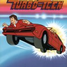 Turbo-Teen TV Series 5 Episodes [DVD] Manufactured On Demand Reg1 SHIPS FAST!