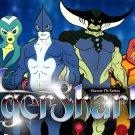 Tigersharks TV Series 10 Episodes [DVD] Manufactured On Demand Region 1 SHIPS FAST!