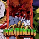 Inhumanoids Complete Series [DVD] Manufactured On Demand SHIPS FAST!