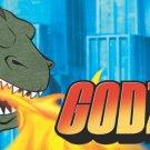 Godzilla Complete Series Cartoon [DVD] Manufactured On Demand SHIPS FAST!