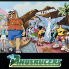 Dinosaucers Complete Series [DVD] Manufactured On Demand SHIPS FAST!