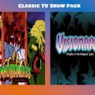 Classic TV Show Pack [DVD] Manufactured On Demand Region 1 SHIPS FAST! Cartoon