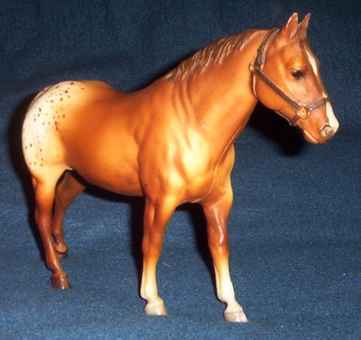 Breyer Appaloosa Gelding