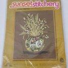 "Sunset Stitchery Indian Heritage #2288 fits 16x20"" frame"