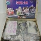 3D puzzle Victorian Avenue by Wrebbit