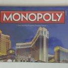 HASBRO Limited Edition Las Vegas Venetian Palazzo Casino Monopoly New Sealed