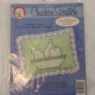 """Vintage colortex Chicken Scratch 5941 Green Fruit bowl 7""""x 5"""""""
