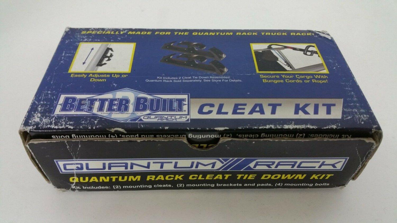 Better Built Cleat Kit Quantum Rack tie down cleat kit