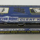 Better Built Cleat Kit Quantum Rack tie down cleat kit