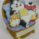 "San Francisco music box Angus and Friends ""Purrfect Life"" plays music with box"