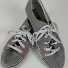 POLO RALPH LAUREN 816155643881 CANTOR LOW 13 gray/pink Canvas Lifestyle Shoes