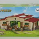 Schleich Farm World Stable set 42195 New Farm World Ages 3-8