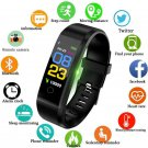 Smart Watch With Heart Rate Monitor. Blood Pressure and Fitness Tracker