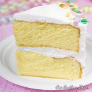 36 Wedding Cake,  Vegan Tea Light, Scented Soy, Tea Light
