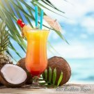 36 Jamaica Me Crazy Vegan Tea Light, Natural Soy, Scented Tea light