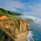 36 Ocean Breeze Vegan Tea Light, Natural Soy, Scented Tea light