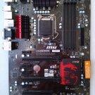 MSI Z77A-G45 GAMING  LGA1155/H2