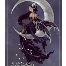 NEW NENE THOMAS Print SOLACE Moon FAERY FAIRY Fae