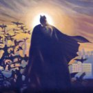 "Protrait Super Hero Batman Bats Oil Painting 12""16...16"