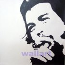"051 communist leader Cheguevara Modern Painting pop art 20""20"