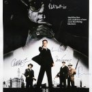 Signed THE UNTOUCHABLES Movie Poster by 6 members of the Cast