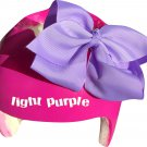 Buy 2 get 3rd free  handmade bows Aqua,Blue, Hot pink,Light pink,Light purple
