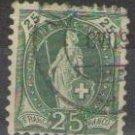 Switzerland 1882 (used)