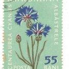 1959 Romania CTO:Flora (Colchicum autumnale)