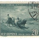 1957 Used: The 50th Anniversary of the Death of Nicolae Grigorescu, 1838-1907