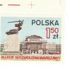 1975 Poland CTO - The 30th Anniversary of the Liberation of Warsaw