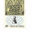 1974 Hungary CTO: Chess