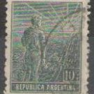 1912-1913 Argentina (used)