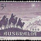 1959 Australia (used)